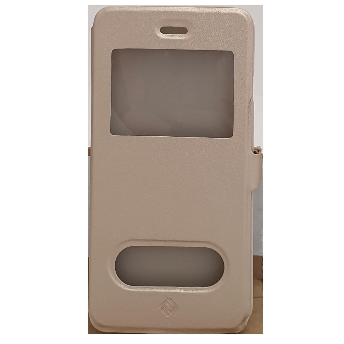 Mobilfodral iPhone 6 / 6S Guld med Fönster