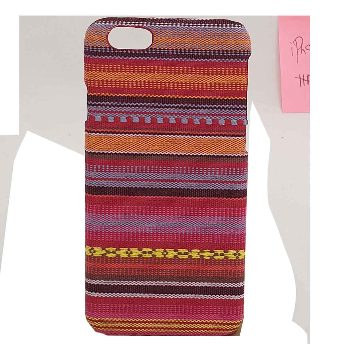 Mobilskal iPhone 6 / 6S Mönstrad väv