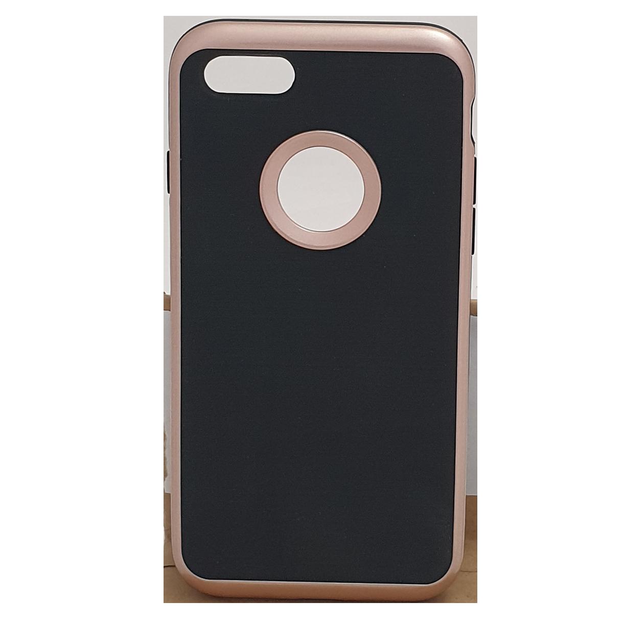 Mobilskal iPhone 6 / 6S Svart, Rosguld