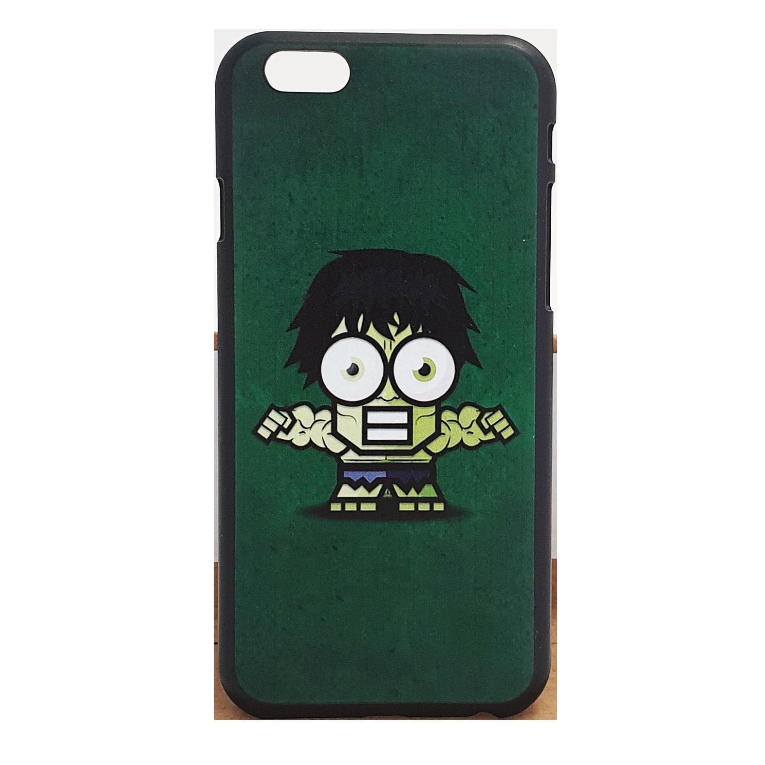 Mobilskal iPhone 6 / 6S Hulk