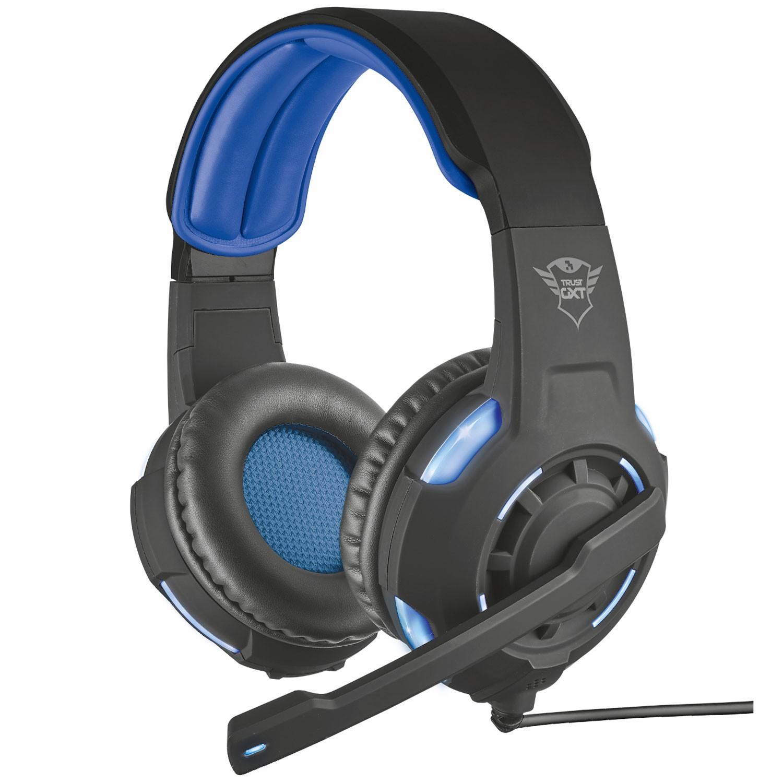 Trust GXT 350 Radius 7.1 Gaming Headset PC