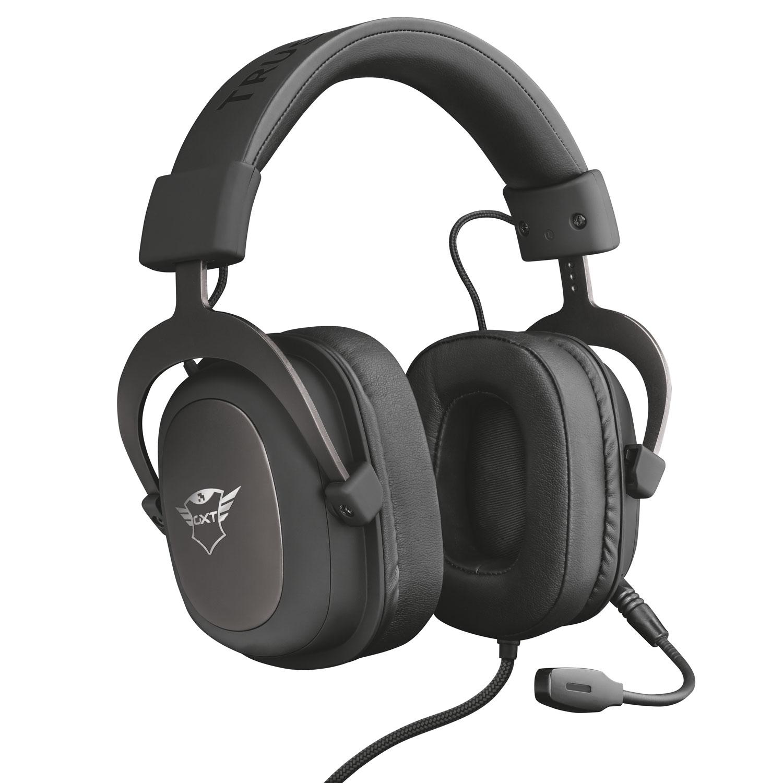 Trust GXT 414 Zamak Headset Multiplattform