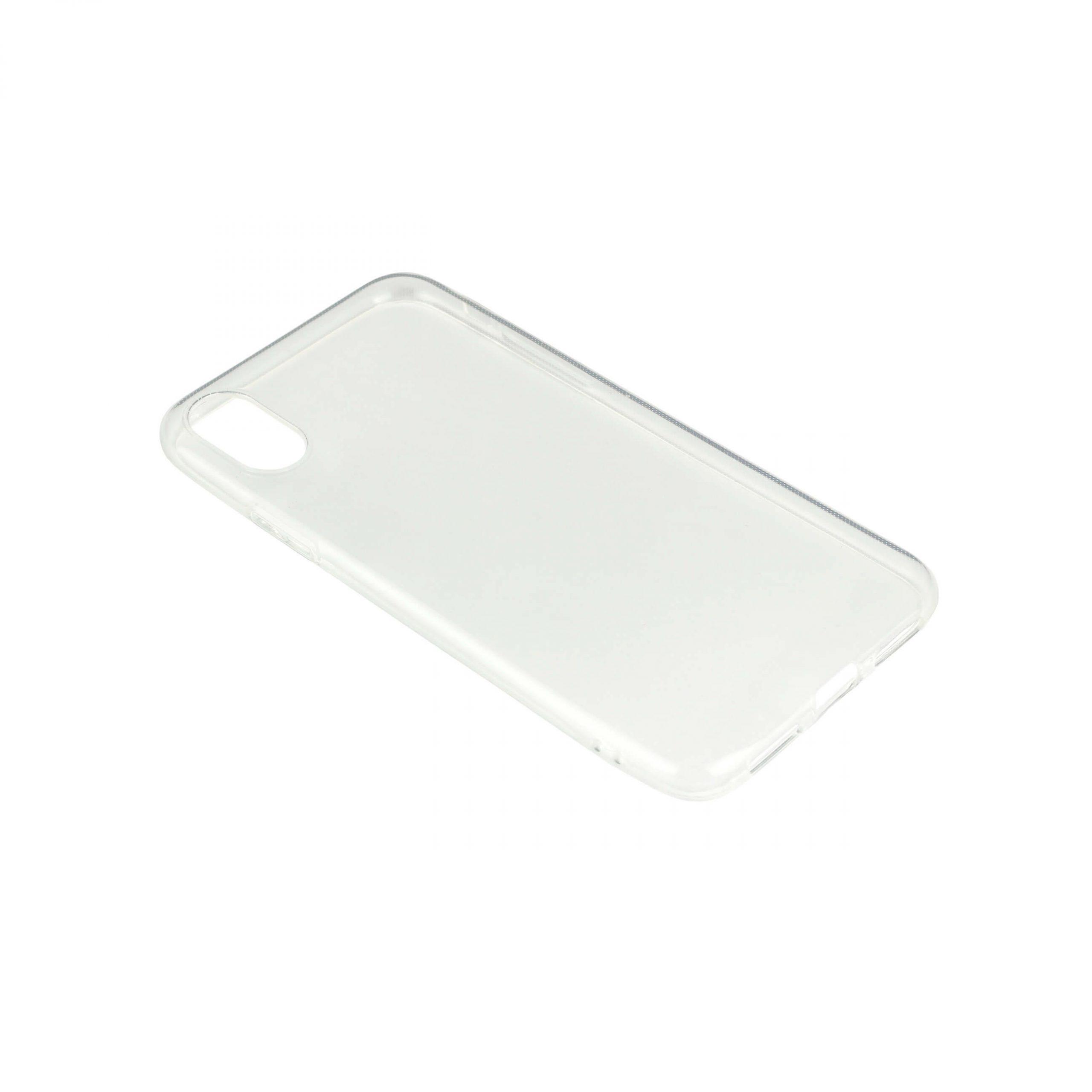 GEAR iPhone X/Xs Mobilskal Transparent TPU