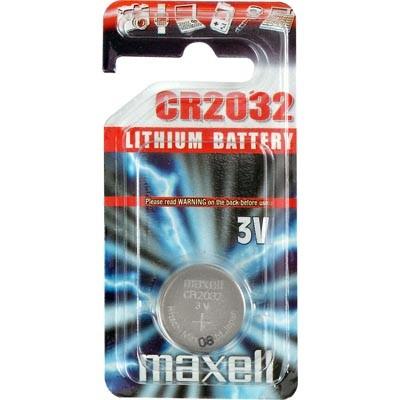 Maxell knappcellsbatteri