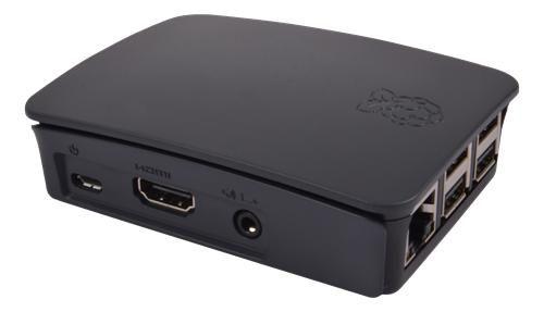 Officiella Raspberry Pi 3 Model B/Pi 2 Model B/B+ chassit
