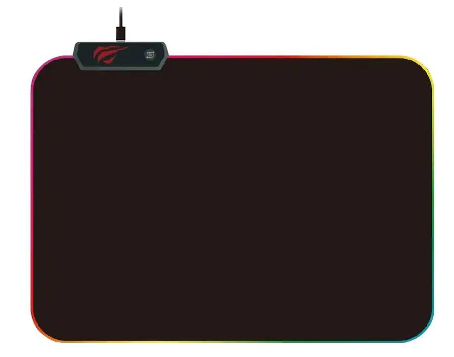 Havit MP903 RGB gaming musmatta, antiglid - Svart
