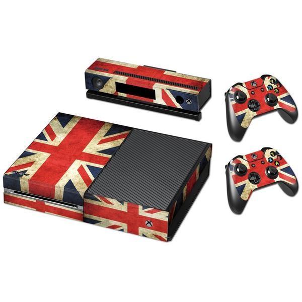 Xbox One Skin UK från Pandaren