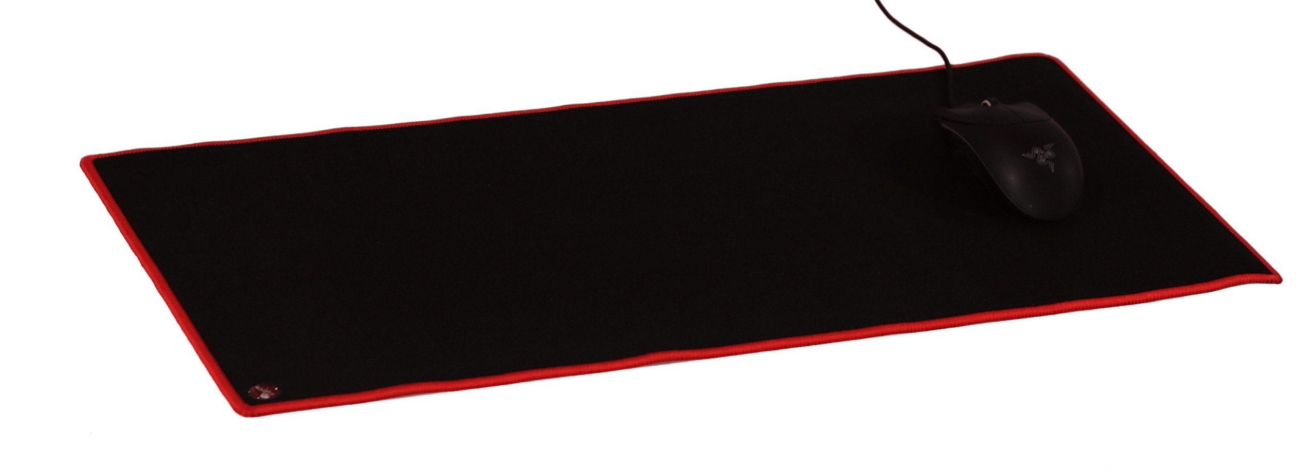 Stor Premium Gamingmusmatta 60x30cm - Svart
