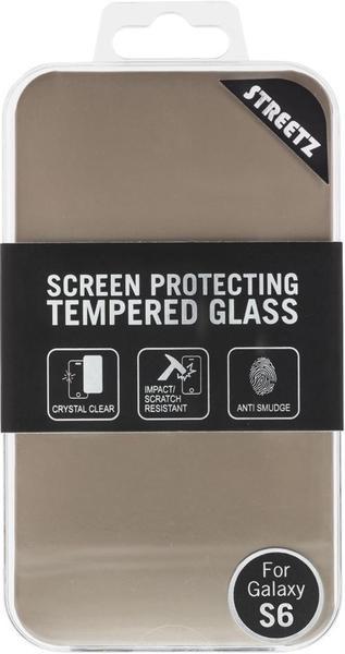 Skärmskydd i härdat glas för Samsung Galaxy S6, 0,33mm tjock