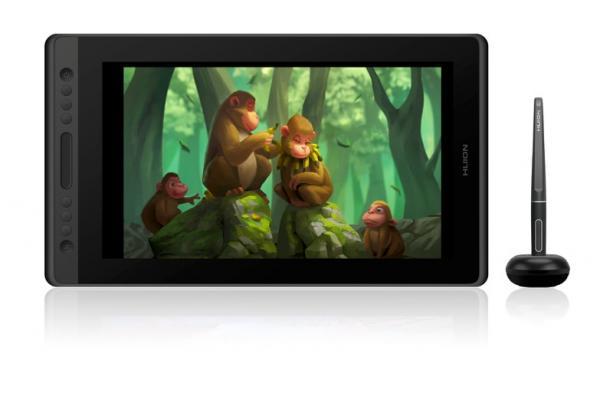 HUION Kamvas Pro 16 Premium ritplatta 15,6