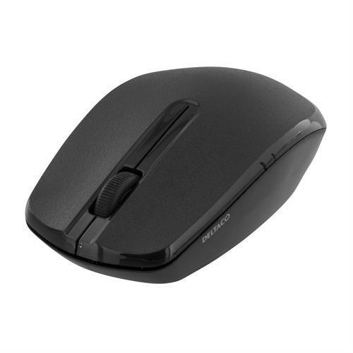 Trådlös mus med 2 knappar och scroll