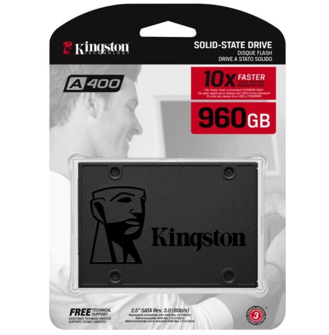 Kingston A400 960GB 2.5