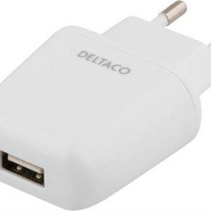 DELTACO Wall Charger 230V to 5V USB