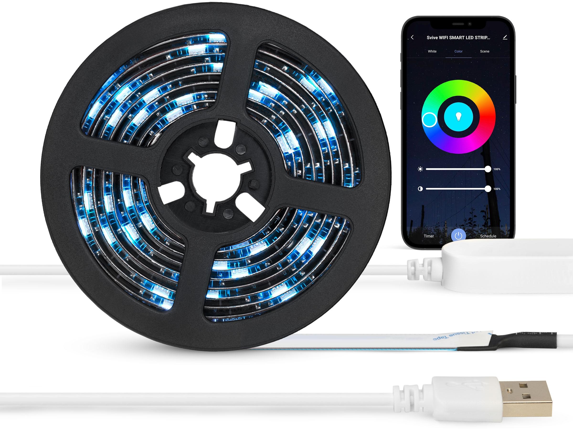 Svive Aurora WiFi Smart LED Strip 2M