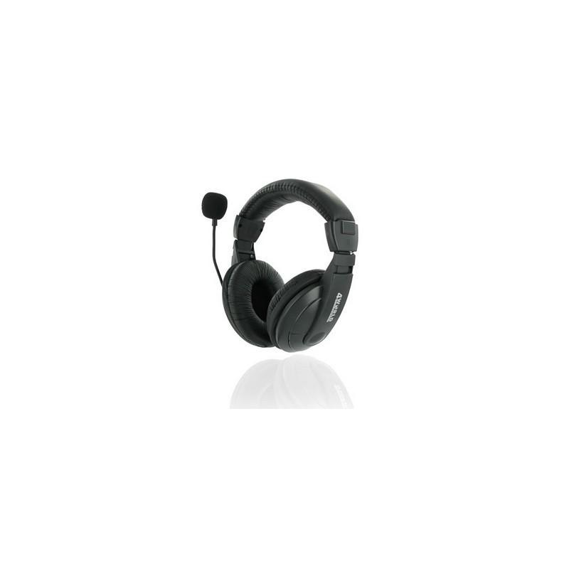 4World Headset 2x3,5mm audio