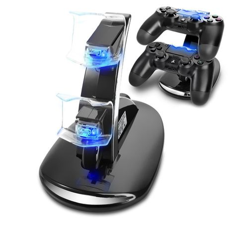 Dual laddstation PS4