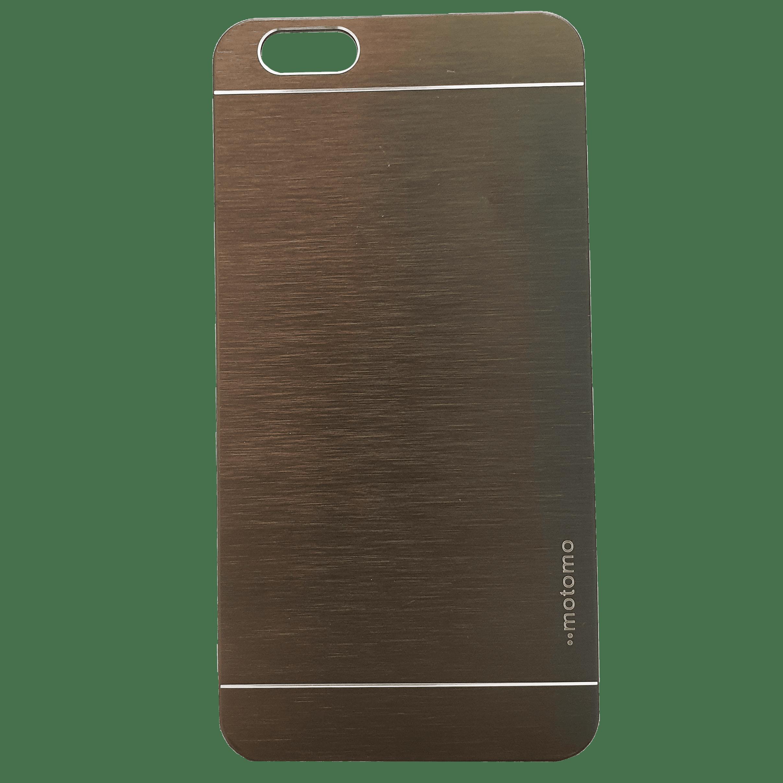 Mobilskal iPhone 6+ Metall Grön/brun