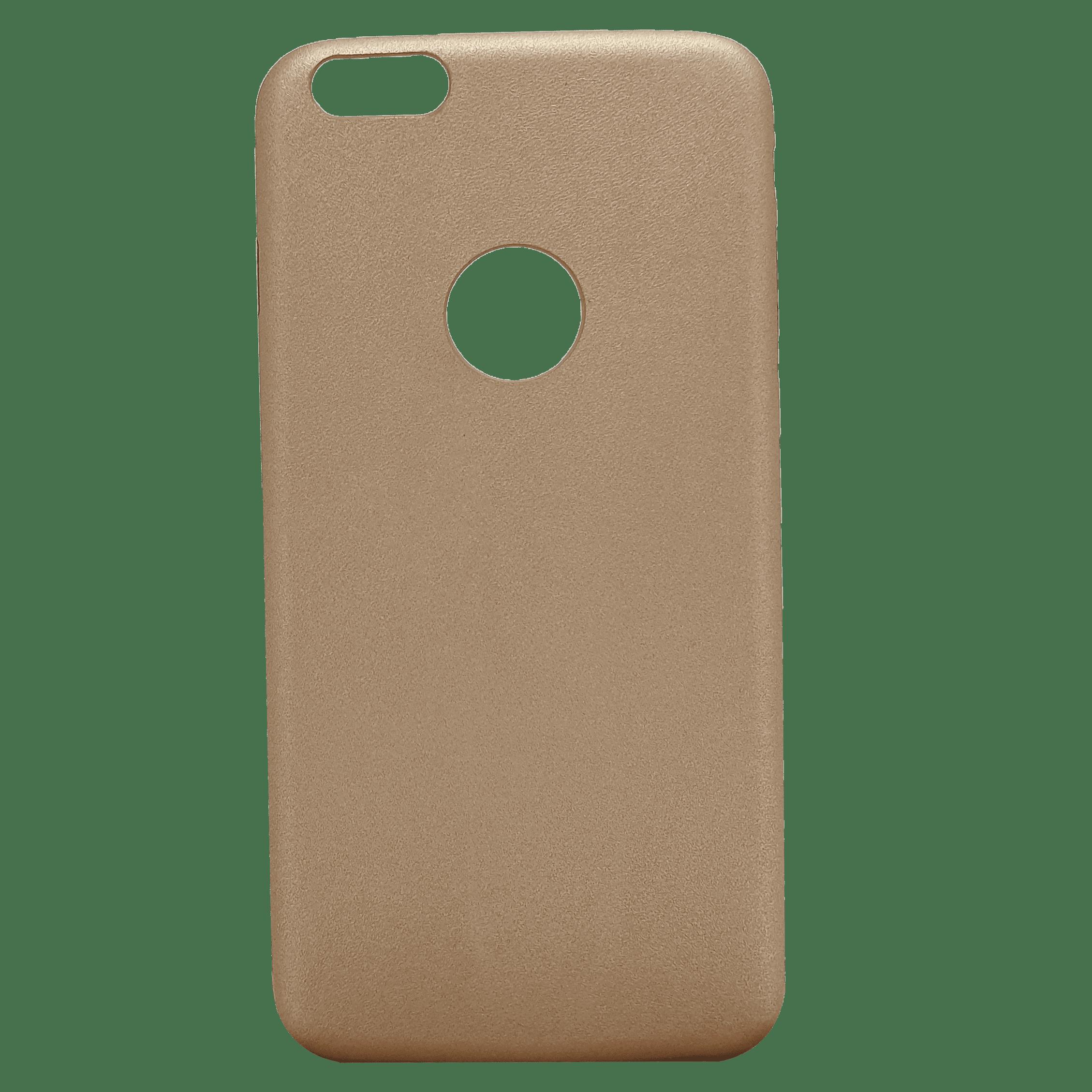 Mobilskal iPhone 6+ Guld Textur