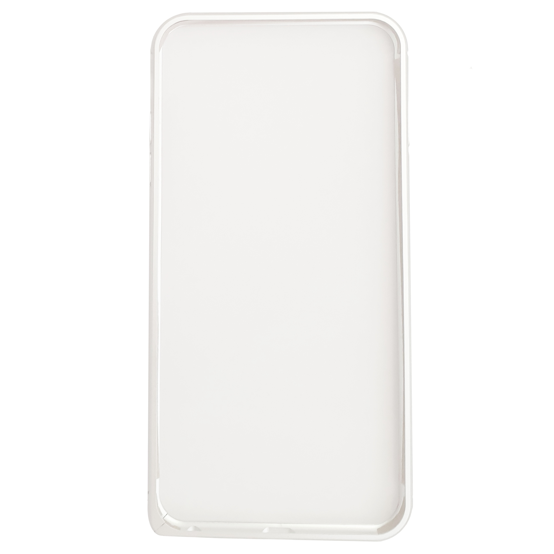 Mobilskal Bumper iPhone 6+/7+/8+ Silver