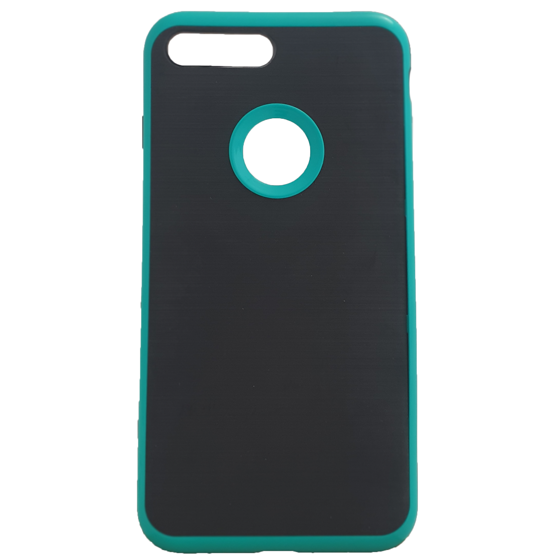 Mobilskal iPhone 7 Plus Svart Grön