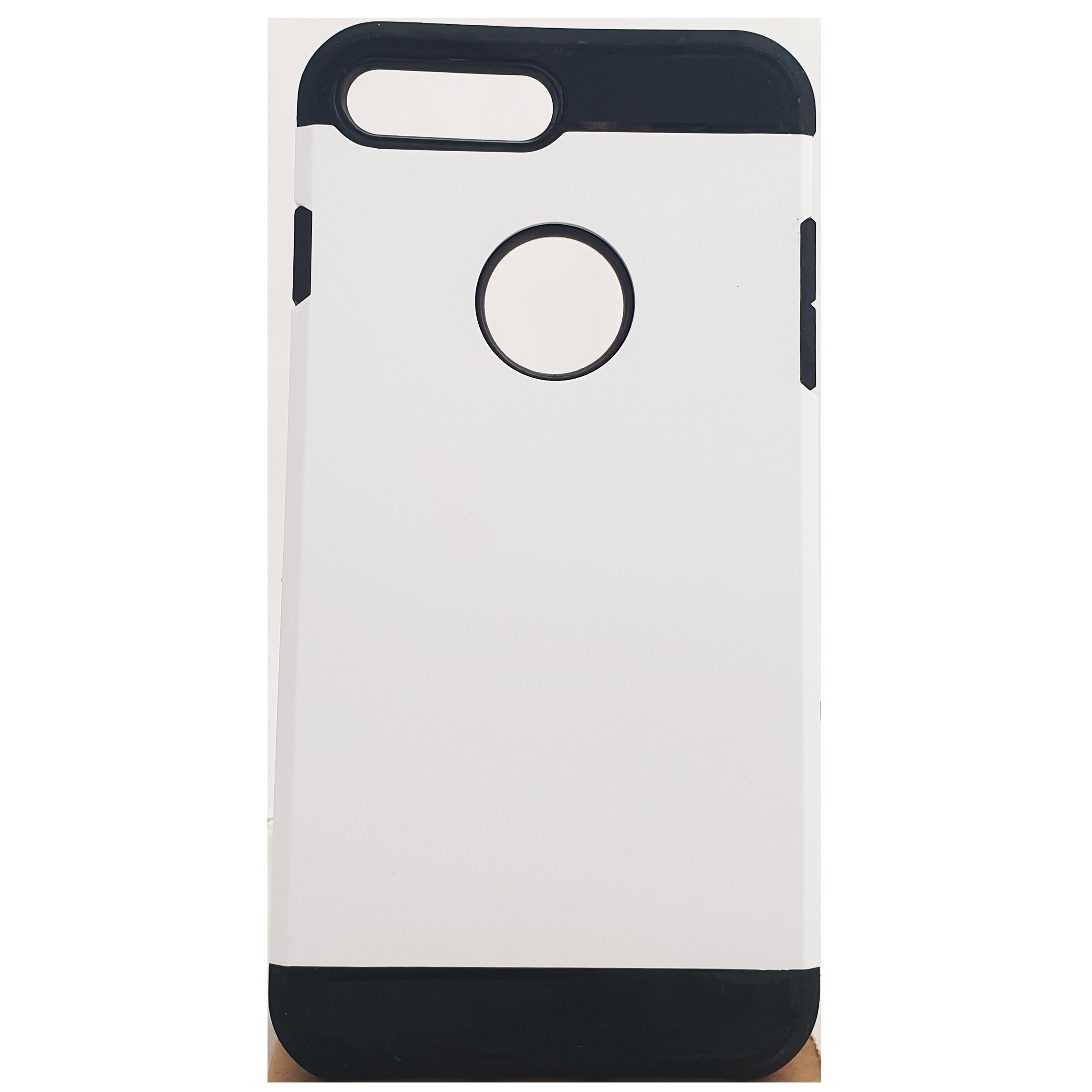 Mobilskal iPhone 7 Plus Svart Vit