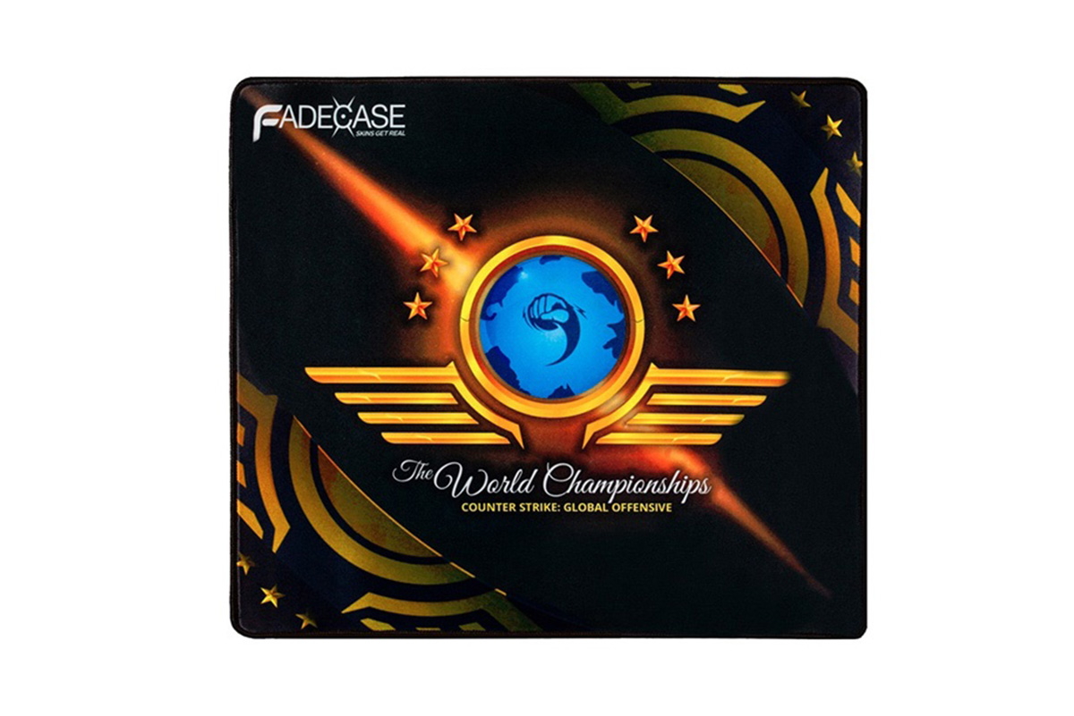 Fadecase Mousepad The World Championships Edition