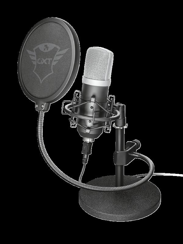 Trust GXT 252 Emita Streamingmikrofon