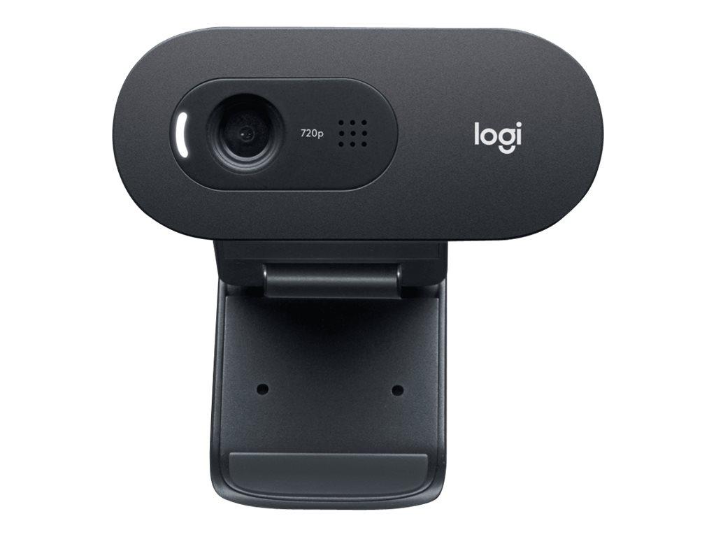 Logitech HD Webbkamera C505e
